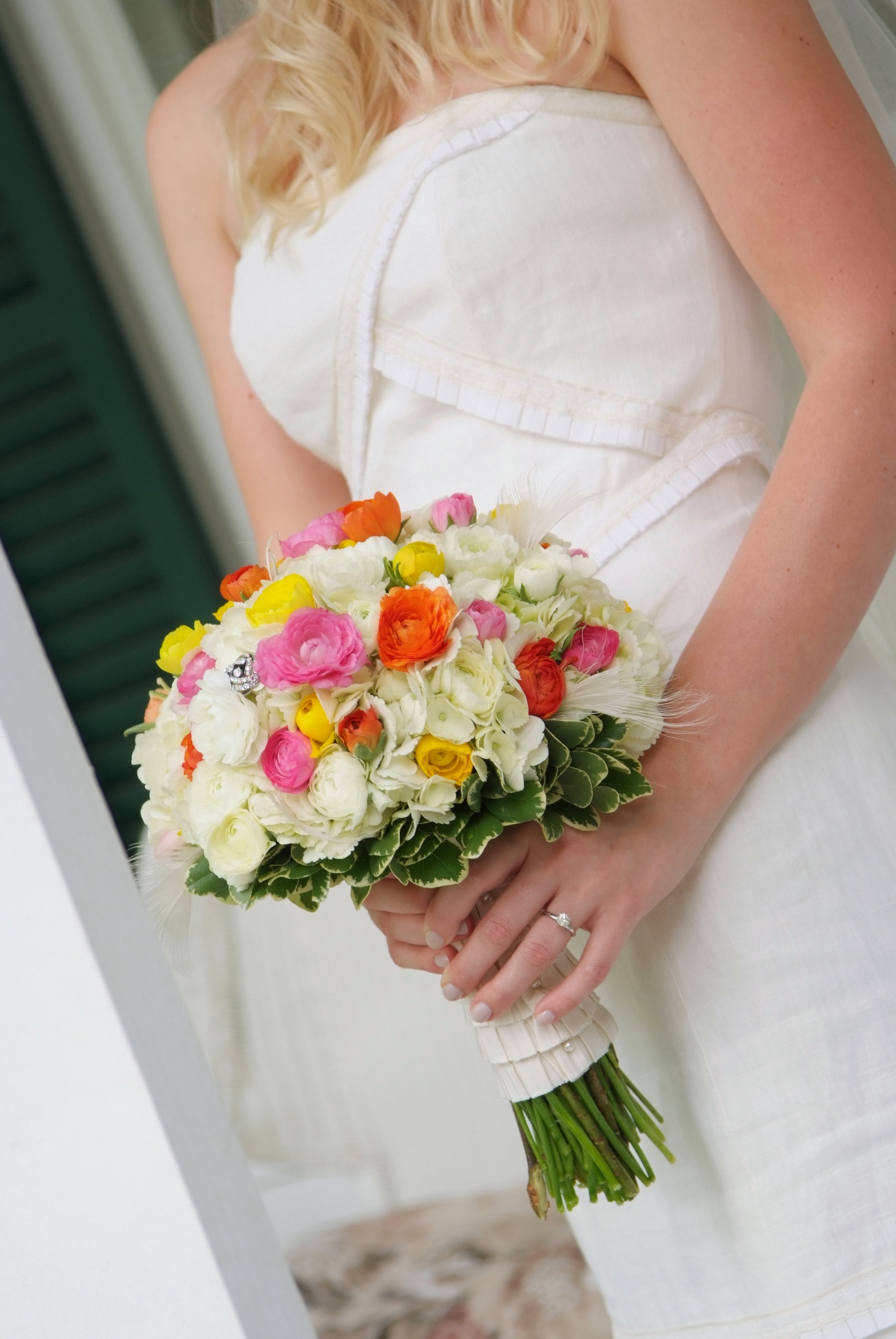 Wedding Bouquet Flower Combinations : Combination wedding the flowerman