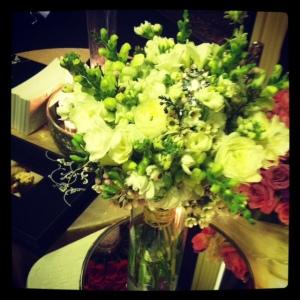 Our Pintrist Bouquet