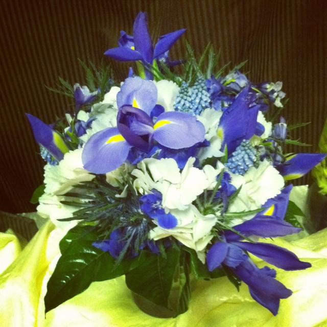 Blue Gardenia Bouquet   www.pixshark.com - Images ...