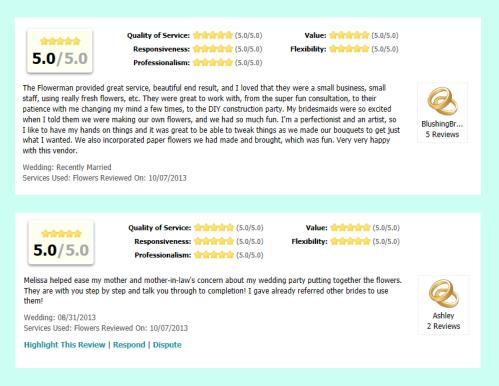 10-7-13 reviews